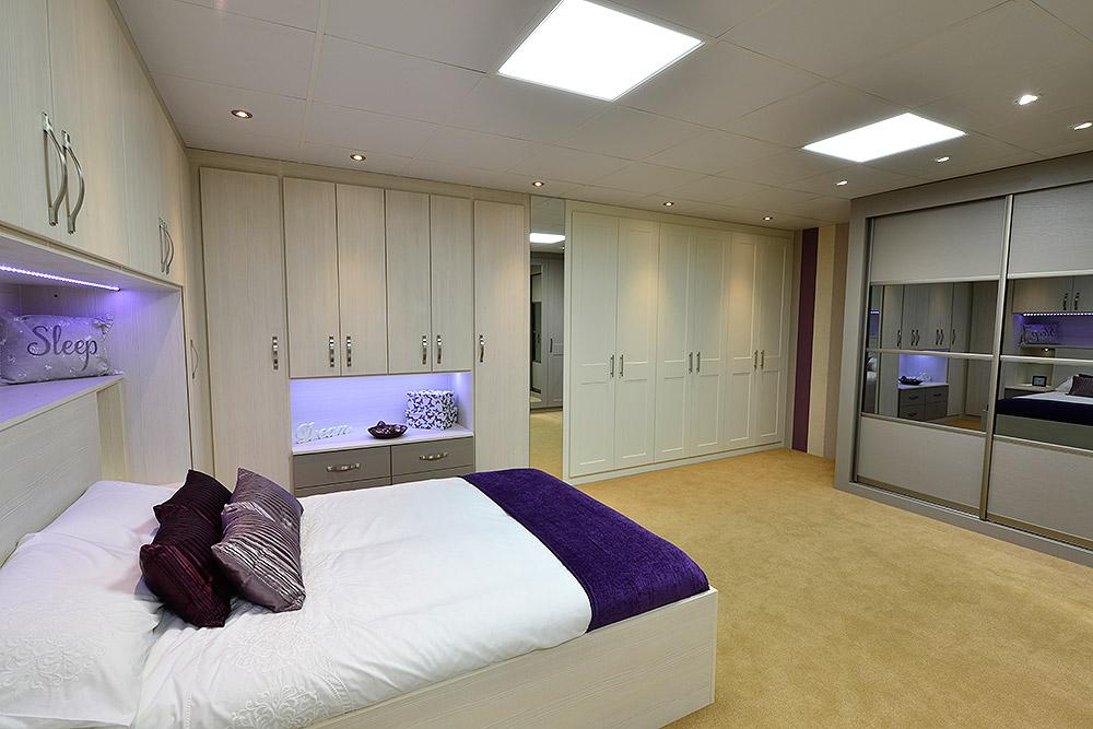 showroom bedrooms